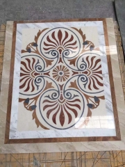 Stone Waterjet Flooring