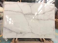 Lin Coln White Marble