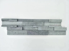 Grey Culture Stone with 5 strips
