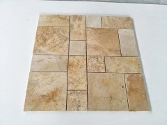 Yellow Culture Stone for Floor and Wall Cladding