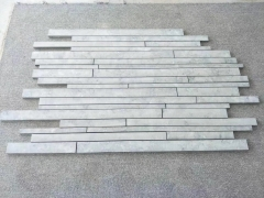 White Culture Stone Exterior Wall Cladding