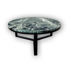 Trunk-style, Square, and Round Marble Coffee Table