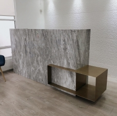 Natural Stone Home Office Desk, Reception Table and Office Table