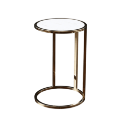 Modern Stone Side Table, Fashional End Table